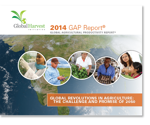Cover for 2014 GAP Report.